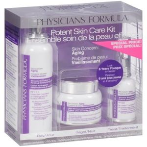 Anti aging cream kit